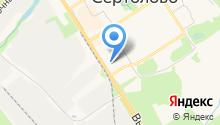 Петербургреконструкция на карте