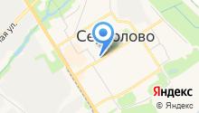 Белорусская мебель на карте