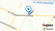 3auto.ru на карте