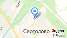 Макошь на карте