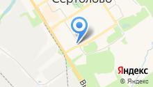 КБ Русьрегионбанк, ПАО на карте