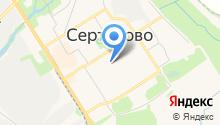 АПК Сервис на карте