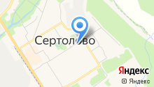 Магазин продуктов из Белорусии на ул. Молодцова на карте
