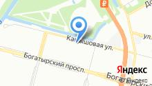1000 мелочей на Камышовой на карте