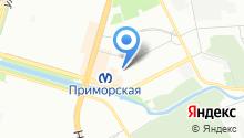 №149, ЖСК на карте