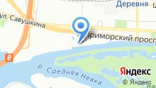 Aivazovsky на карте