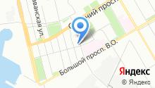 """СеверПромСнаб"" на карте"