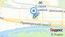 3DFAB на карте