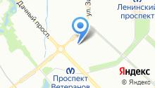 Ориентир на карте