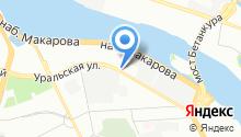 57 автомобильный ремонтный завод на карте