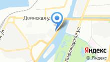 Adstuff на карте