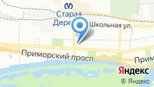 Aaaline-Spb на карте