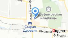 51-я юридическая консультация Санкт-Петербурга на карте