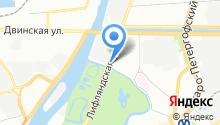 3D GR на карте