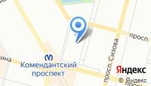 86 отдел полиции Управления МВД Приморского района на карте