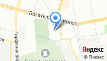 Alive Stone на карте