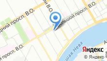 78: Северо-Западное Юридическое Бюро, ЗАО на карте