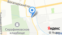 ADMarket на карте