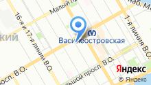 AlexlDO на карте
