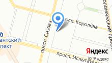 Adminspb.ru на карте