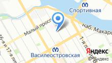 14 квартира на карте