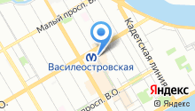 6 line hotel на карте