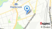 alfa-markt на карте