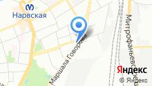 AlexO на карте