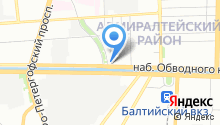 AlfaComp-Service на карте