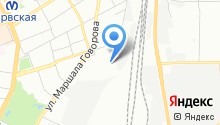 3D Знак на карте