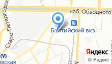 32/34 studio на карте