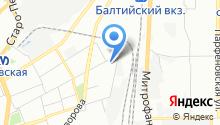 1Фронт на карте