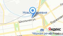 Магазин колясок на карте