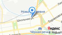 Луксор на карте