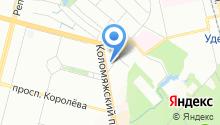 1 место - SEO компания на карте