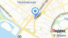 СССР мир детства на карте