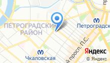 С.А.Ш. на карте