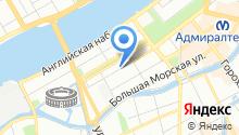 1 отдел полиции Управления МВД Адмиралтейского района на карте