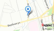 №1356, ЖСК на карте