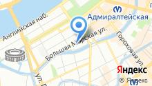 #LoftHostelSpb на карте