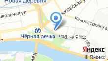 Ademas на карте