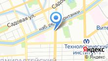 юридическое бюро афиногенова на карте