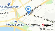 *pes-group* на карте