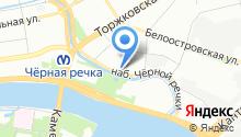1С-Парус на карте