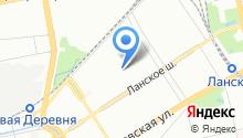 Acer на карте