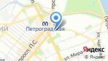 1000gps.ru на карте