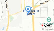 1Капиталь на карте