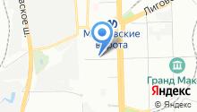 A-mark на карте