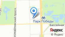 Acses mobile на карте