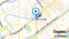 ADEL на карте